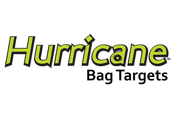 Hurricane Bag Targets Logo